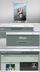 Actual desktop by FastNFurious