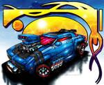 Hot Rod Cougar III by ShamanX