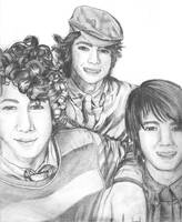 Jonas Brothers 2 by ccstefsoccer4