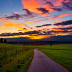 Fading into the night by JoInnovate
