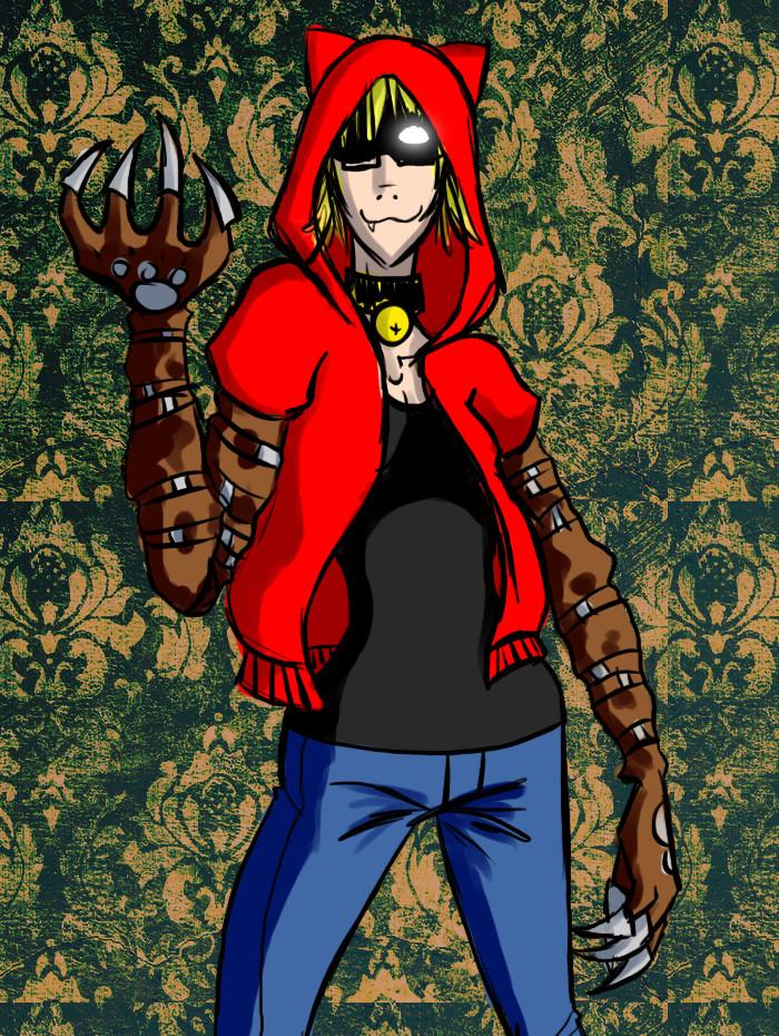 FUR Assassin by M-u-n-c-h-y