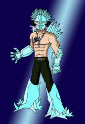The Frozen God... by Nemesis-the-Observer