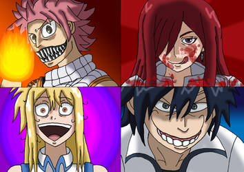 Fairy Tail's Strongest Team :D by Nemesis-the-Observer