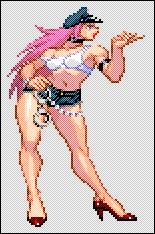 Final Fight - Poison by Eimiisan