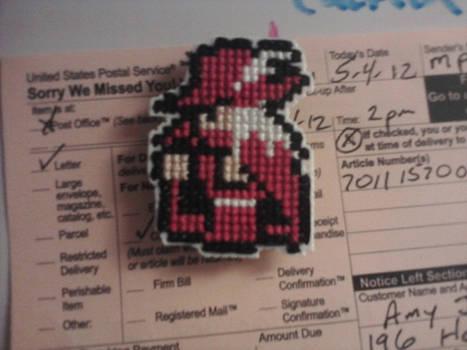 Final Fantasy - Red Mage Magnet (Revamp)