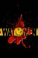 Watchmen iPhone Wallpaper 3 by scartissuemark