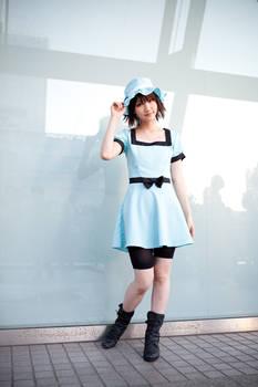 Steins Gate Shiina Mayuri cosplay