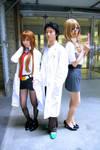 Steins Gate Kurisu Makise cosplay