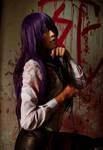 High School Of The Dead Saeko Busujima cosplay
