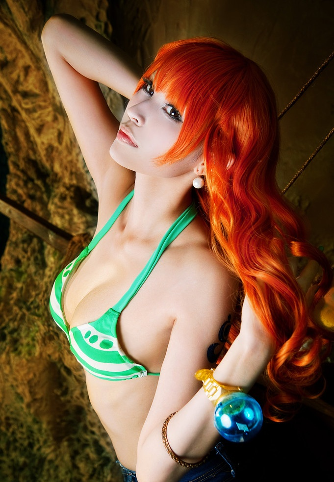Consider, that one piece nami cosplay