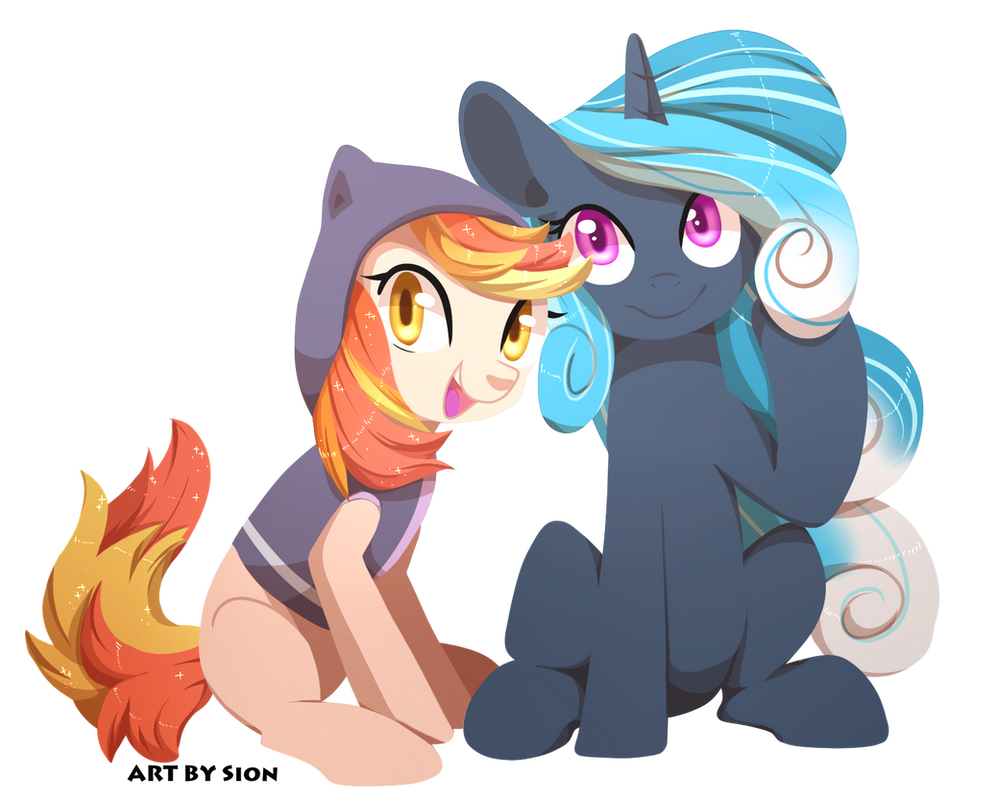 aosion - Tidal and Autumn by JaegerPony