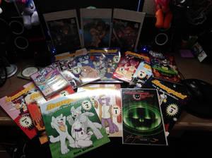 Massive Comics Dump!