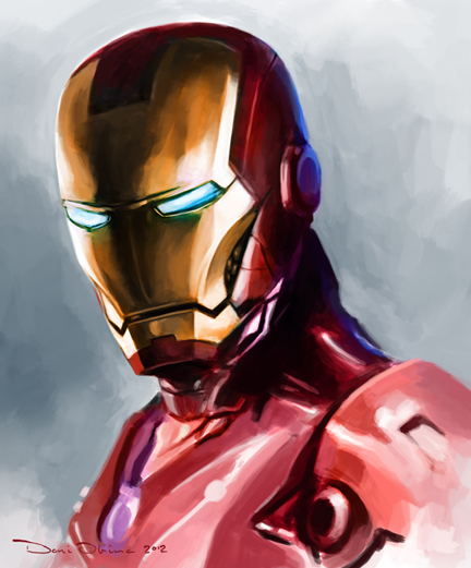 TOP 10 Iron_man_fan_art_by_doniobina-d5o8ysh