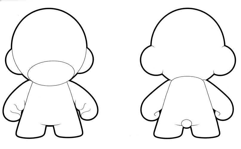 Cute Munny Designs Design a Munny Contest by