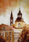 Sandomierz 01 - Church of St. James