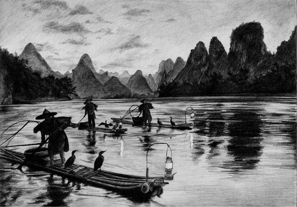 China 01 - Guilin by Saferdi
