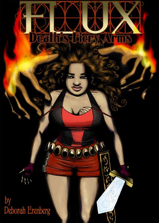 death's fiery arms