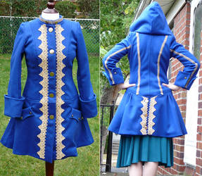 coat by delynn