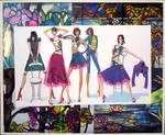 tiffany girls by delynn