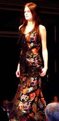 evening dress by delynn