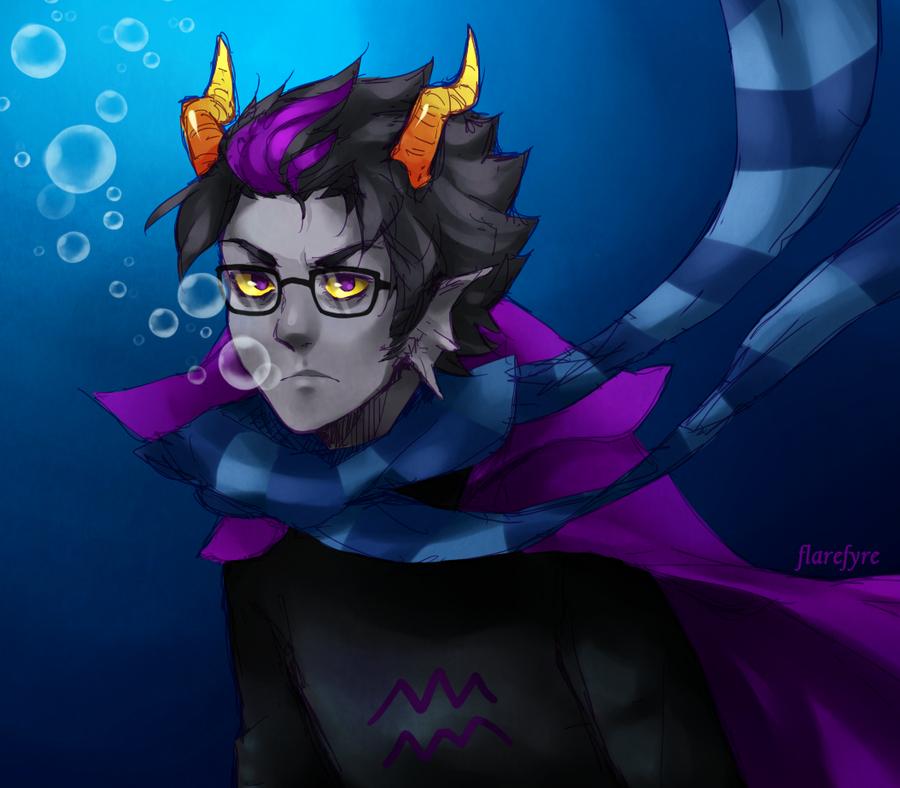 underwater eridan by Flarefyre