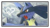 Lucario stamp 2 by LJ-Pokemon