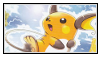 Raichu stamp by LJ-Pokemon