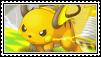 Raichu stamp 2 by LJ-Pokemon