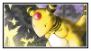 Ampharos Stamp by LJ-Pokemon