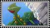 Sceptile Stamp by LJ-Pokemon