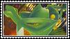 Sceptile Stamp 3 by LJ-Pokemon
