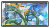 Serperior stamp 2 by LJ-Pokemon