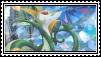 Serperior stamp 2 by LJ-Pokemon