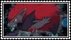 Zoroark Stamp by LJ-Pokemon