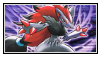 Zoroark stamp 2 by LJ-Pokemon