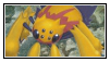 Galvantula stamp by LJ-Pokemon