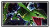 Rayquaza stamp 4 by LJ-Pokemon