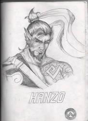 Hanzo by zegerdon