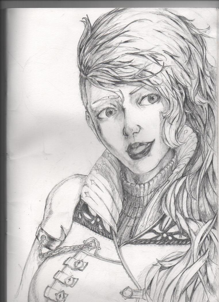 That Same Girl by zegerdon