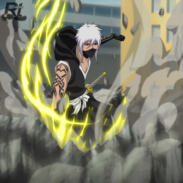 Legend Of The Ancients(Bleach Rp Sigh Up Thread)