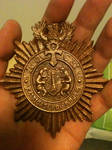 Ankh Morpork City watch badge