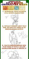 Avatar Minor Character Meme