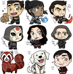 Lok - Collection 1