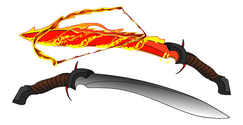 Flamebolter Kukri