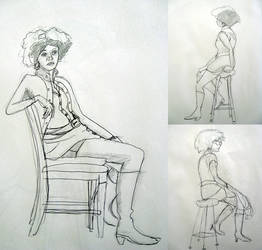 Cathy Sketches