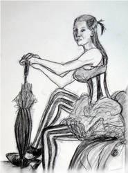 Jessica Dru 1 by gadren
