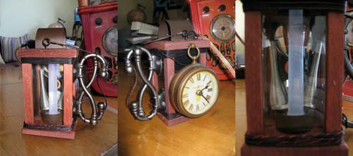 The Chrono Capacitor by gadren