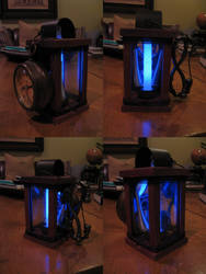 Chrono Capacitor Activated by gadren
