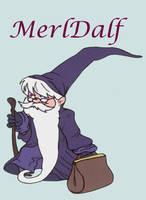 Cute little Merldalf the Mage