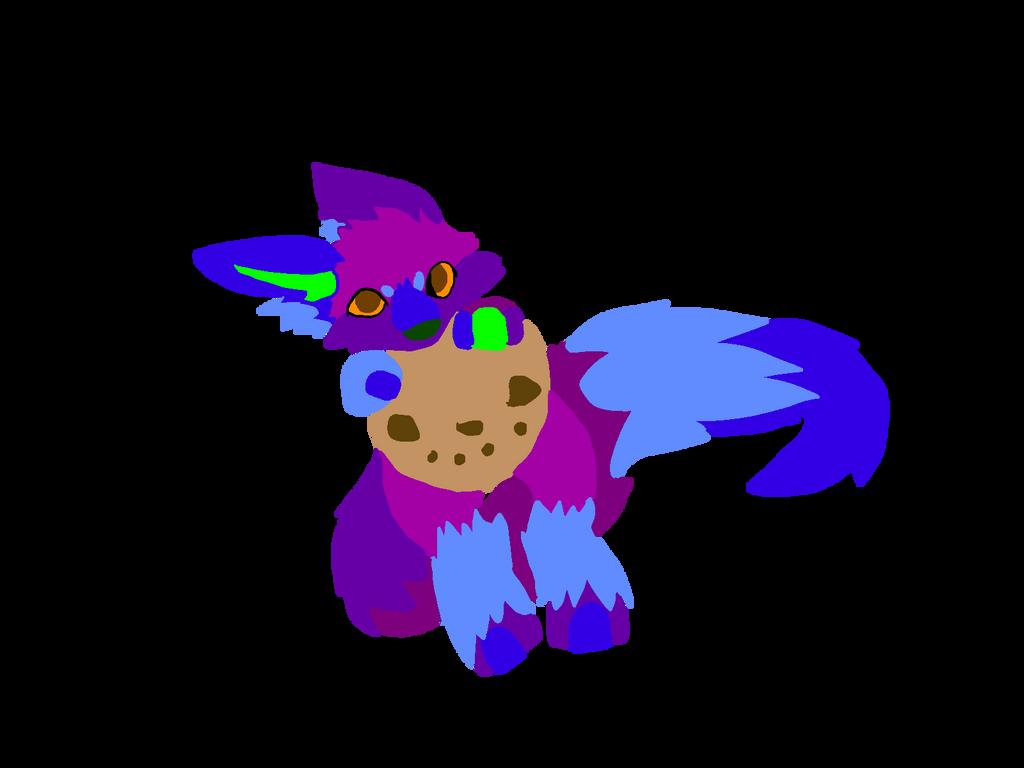 Kookie (+SPEEDPAINT) by susanvulpini
